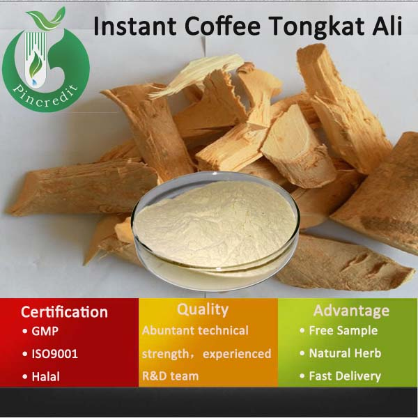 Tongkat Ali Extract/Tongkat Ali Extract Powder/Instant Coffee Tongkat Ali