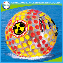 Custom desgin good quality giant inflatable water body bumper bubble ball