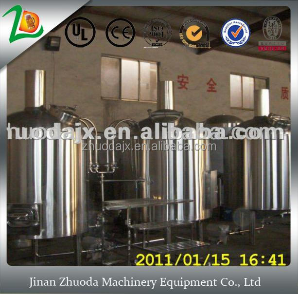 10HL stainless system wine spirits ethanol home brewing