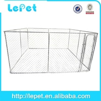 large outdoor wholesale iron folding dog pen
