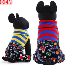Quality pet clothing Boxer Teddy clothes Small dog clothes Custom