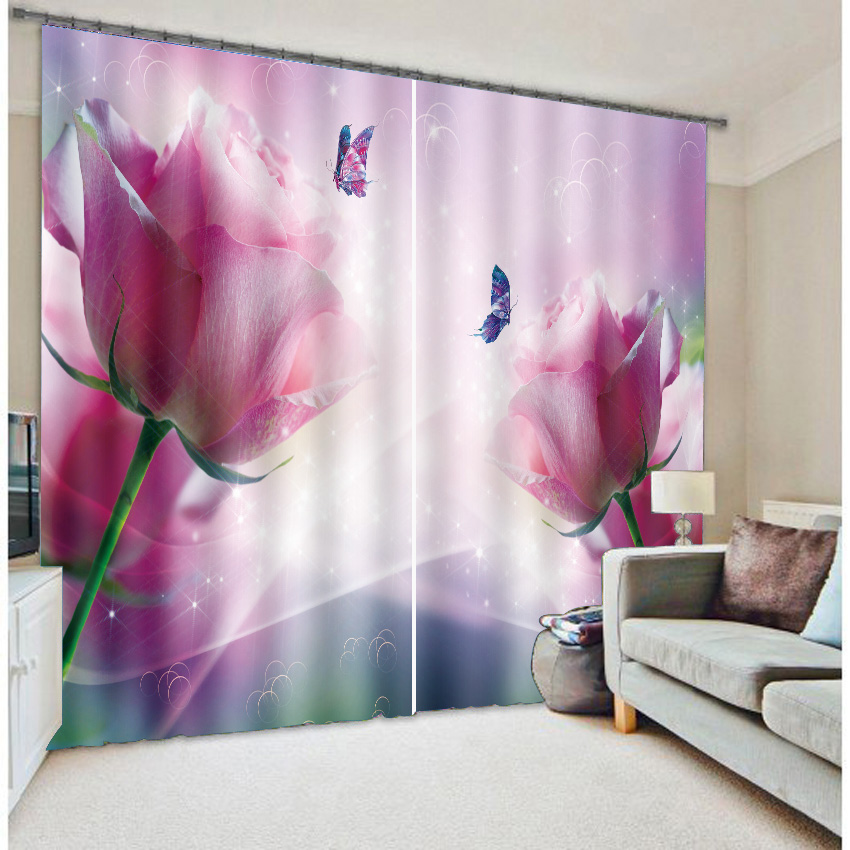 On Sale Home Textile Jacquard String 3D Printed Wall Shower Window Curtain For Home