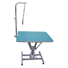 Height Adjustable Pet Grooming Table for Large Dogs Cats