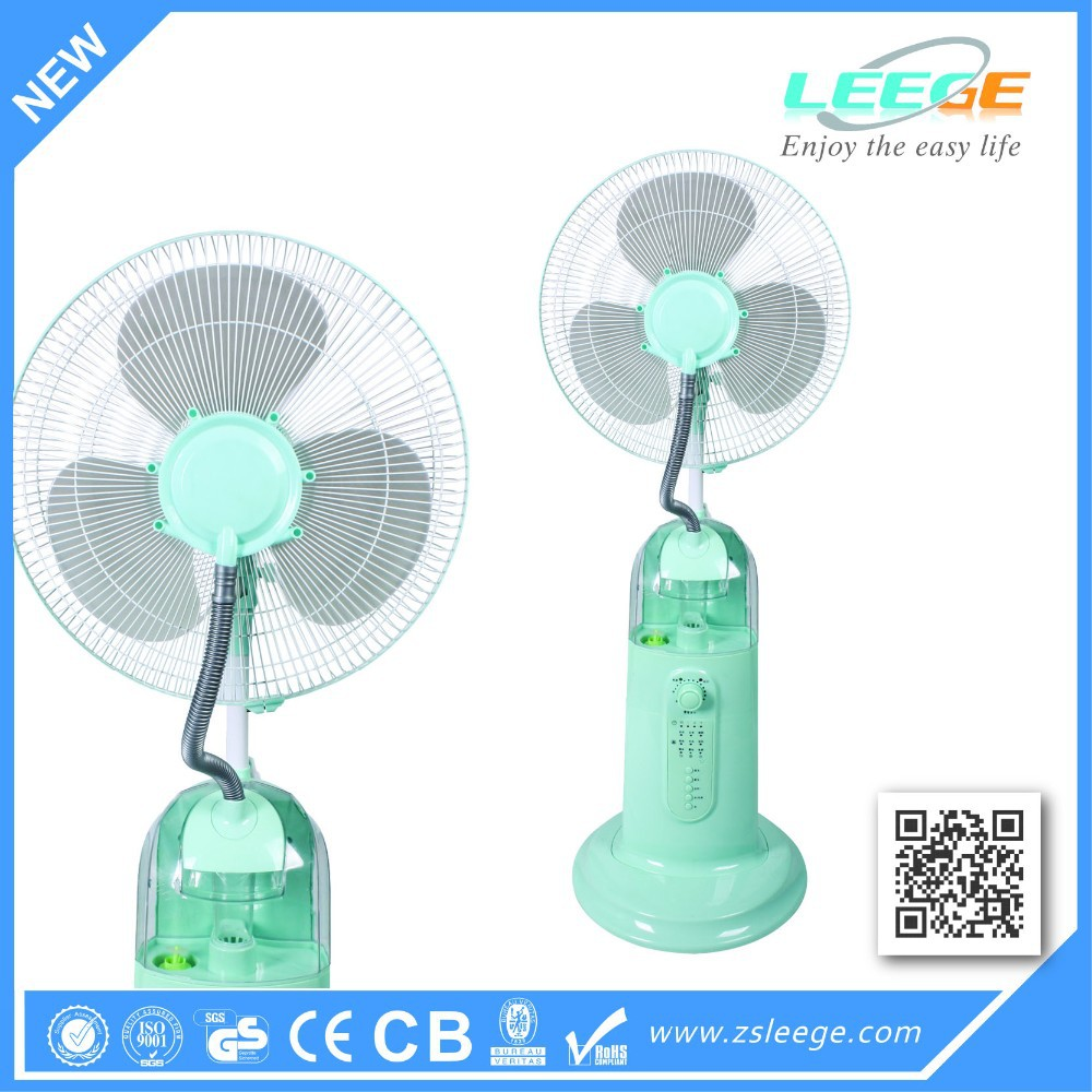 FP - 1603G 16'' stand mist fan / stand water mist fan more volume