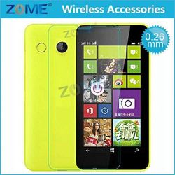 Wholesale Tempered Glass 2.5D Best Screen Cover For Nokia lumia 630