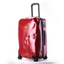 New Fashion Italian Originality Damage Rolling Hand Luggage Trolley 20 24 28 inch Boarding Box Suitcases Travel Bag Trunk
