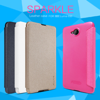Buy Nillkin Sparkle Series Leather Flip Case in China on Alibaba.com