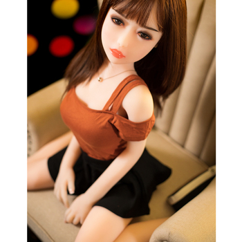 100cm hot selling Japanese 18 young girl silicone adult mini sex love doll for old men male sex
