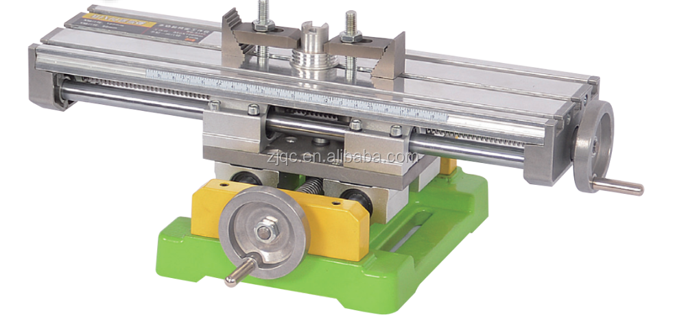 6350 mini cross slide table for milling machine