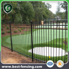 Protective Playground Metal Security Fence Panel