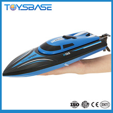 High Speed Racing Radio Remote Control NQD RC Boat with Propeller Parts Bait Hulls 1:25 Scale Electric Jet Water Boat Toy