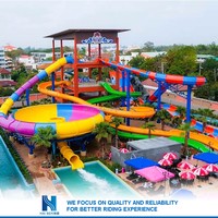 Hot selling China factory supply fiberglass water slides suppliers Manufatuers in china