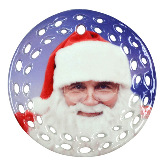 Sublimation Blank Christmas Ornament