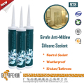 Premium Bathroom Weatherproof Antifugus Silicone Sealant