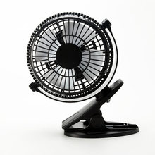 ZOGIFT 360 Degree Rotation USB or Battery Powered Portable Super Mute Mini Desk Fan USB Cooler Electronic Cooling Fan