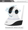 onvif 2.0 ip camera pir camera wifi ptz camera with night vision