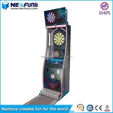 Custom Coin Operated Indoor Amusement Game Electric Dart Machine Game Machine