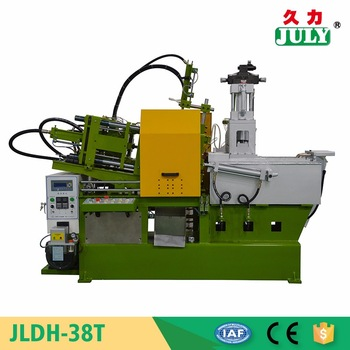 best price dongguan JULY supplier stainless steel lead bullet die casting machine