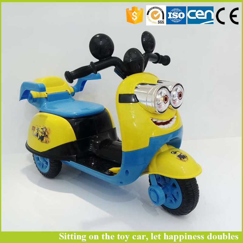 Rechargeable battery bike for kids / 6V electric kids motorcycles for sale