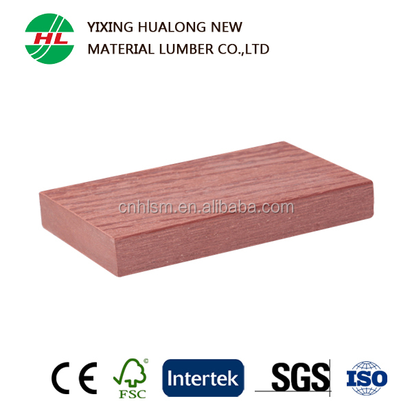 Wood Plastic Composite Decking WPC Flooring for Tile Swimming Pool
