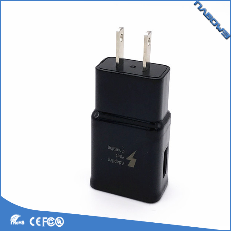 Original travel Fast charger USB power adapter mobile phone adapter for Samsung edge S8