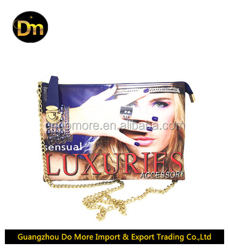 New fashion style PU <strong>leather</strong> magazine women hand bag