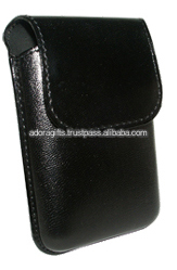 ADALMC - 0032 hard mobile phone cover with pu leather / novelty cell phone cover / mobile phone wallet case