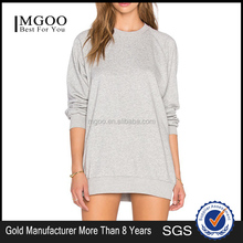 MGOO Wholesale OEM/ODM Casual Women Sweater Dress Custom Autumn Winter Clothing cashmere sweater 2016