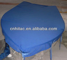 high quality polyester oxford boat cover