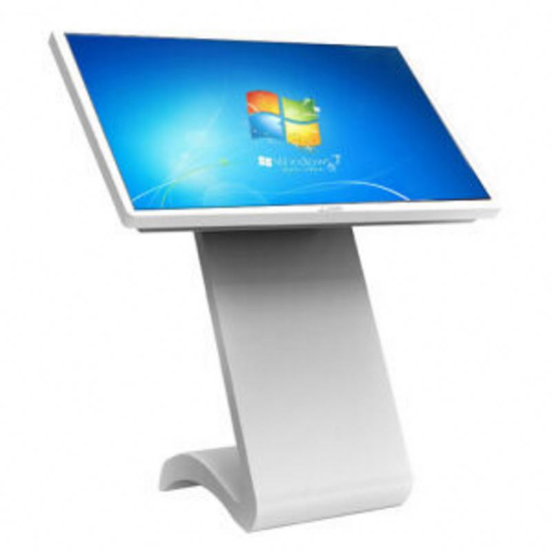Newest 32/42/50 / 55 inch 3G/Wifi Network All in One Touch Screen Kiosk computer monitor stand