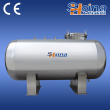 Best price stainless steel crude olive oil storage tank
