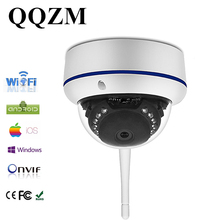 Home Video Surveillance Indoor IR Wifi Dome IP Camera Full HD 1080P 720P Wireless CCTV P2P Network Security Kamera