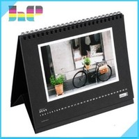 cheap desk calendar printing service in china with quality print machines