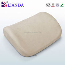 Boost height to correct position fashionable mesh lumbar cushion