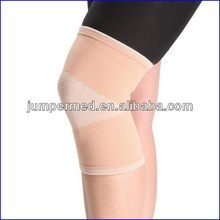 FDA and CE Elastic Knee Support/ Spandex Spring Knee Sleeve