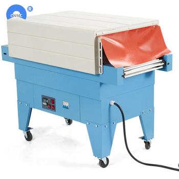 carton box shrink wrapping machine/plastic bottle shrink packing machine/heat shrink machine