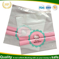 plastic pouch bag food packaging aluminium foil bag with zipper
