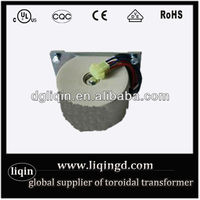 High-voltage transformers for microwave ovens