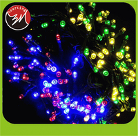 Decoration 200pcs LED Color Changing Festival Led Outdoor Solar Tree Lights for Party/Festival