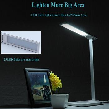 Table lamp with outlet and usb LED bulbs wireless charing station