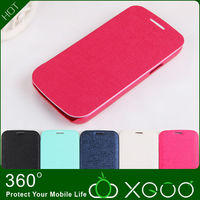pu slim shockproof case for samsung galaxy s4 mini
