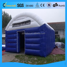 Alibaba china professional inflatable led camping tent