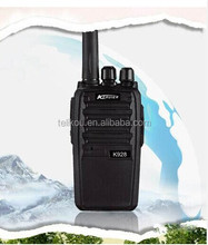 TELIKOU K-928 high quality and long distance two -way radios walkie talkie