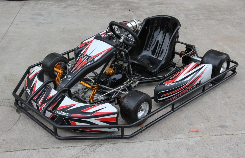 neue erwachsene 200cc racing go kart mit zongshen motor go. Black Bedroom Furniture Sets. Home Design Ideas