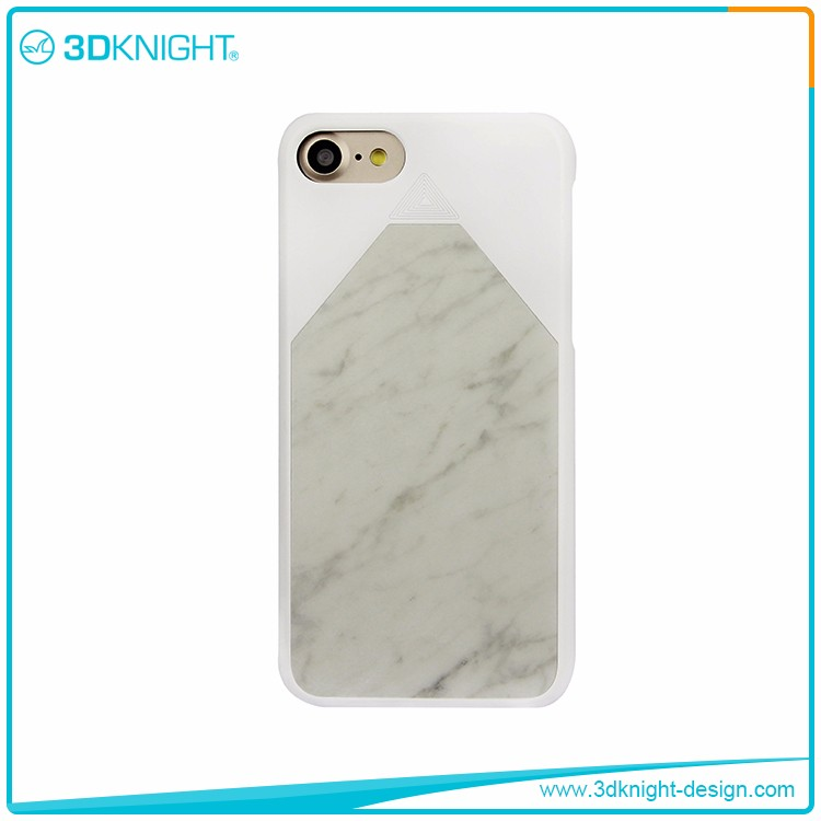 3D Knight Popular Style marble initial look phone case for iPhone 7