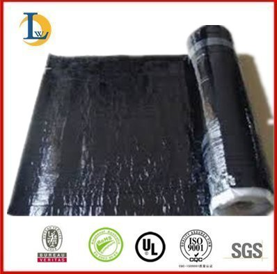 EPDM rubber waterproof membrane for bathroom floors