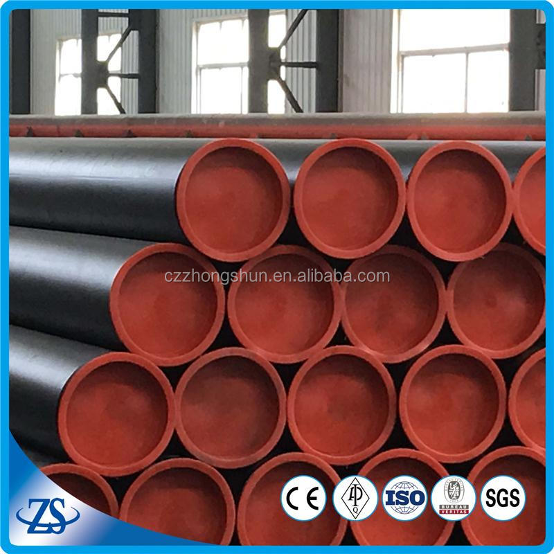8 inch outside diameter black seamless carbon steel pipe weight