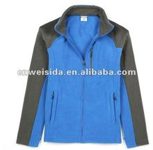 new fashion men's fleece jacket
