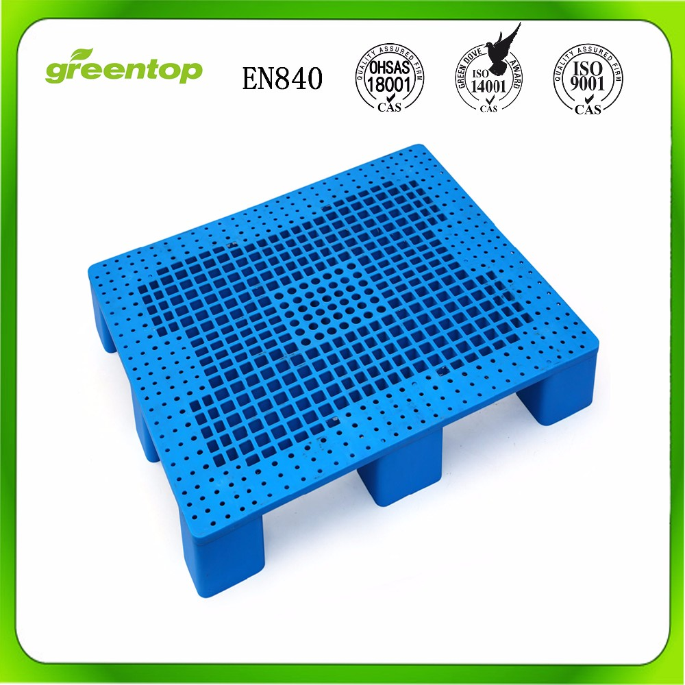 Heavy Duty Euro Large Stackable Plastic Pallet