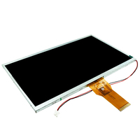 Factory price 1024x600 10.1 inch touch screen/10.1 inch lcd panel/4 wire touch